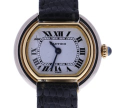 Cartier Ellipse Ladies Watch Certified Pre-Owned