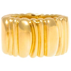 Cartier Gold Abstract Ring