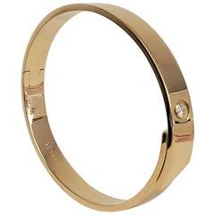 Cartier Gold Diamond Anniversary Bracelet