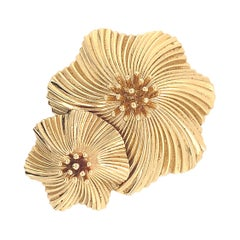 Cartier Gold Pin