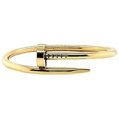 Cartier Juste un Clou Gold Bracelet