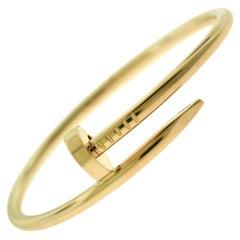Cartier Juste un Clou NAIL Bracelet in 18 Karat Rose Gold