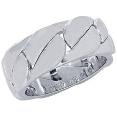 Cartier La Dona de Cartier 18 Karat White Gold Ring