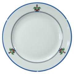 Cartier, La Maison 'Venetienne', Lunch Plate
