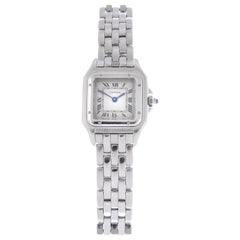 Cartier Ladies Panthere Bracelet Watch
