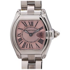 Cartier Lady Roadster Stainless Steel, circa 2000