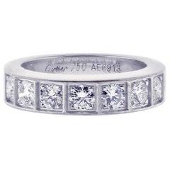 Cartier Lanières Diamond Band Ring