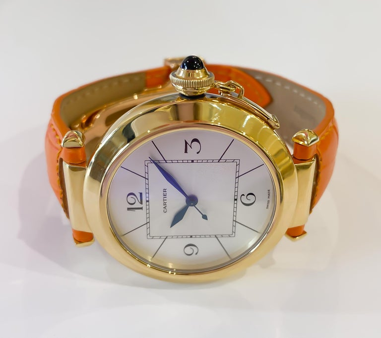 Beautiful solid 18k yellow gold Cartier