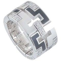 Cartier Le Baiser Du Dragon Diamond Set Ring