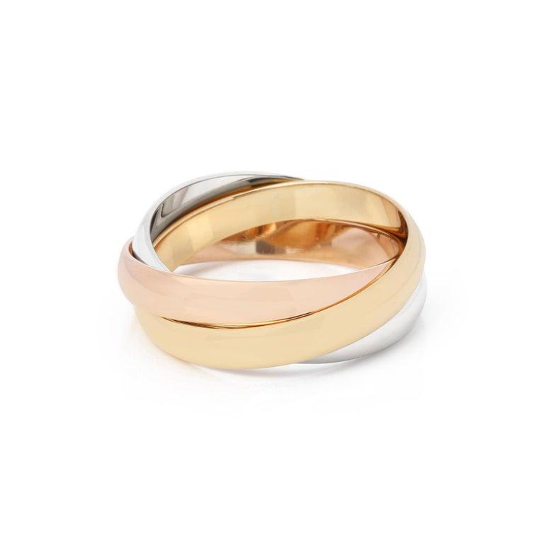 Contemporary Cartier Les Must De Cartier Trinity Ring