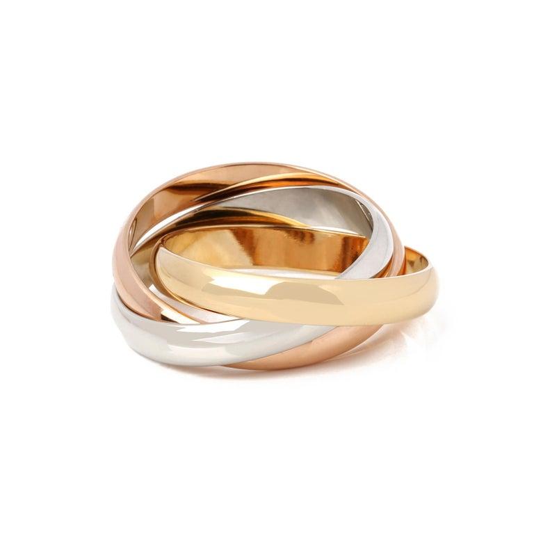 Cartier Les Must De Cartier Trinity Ring 1