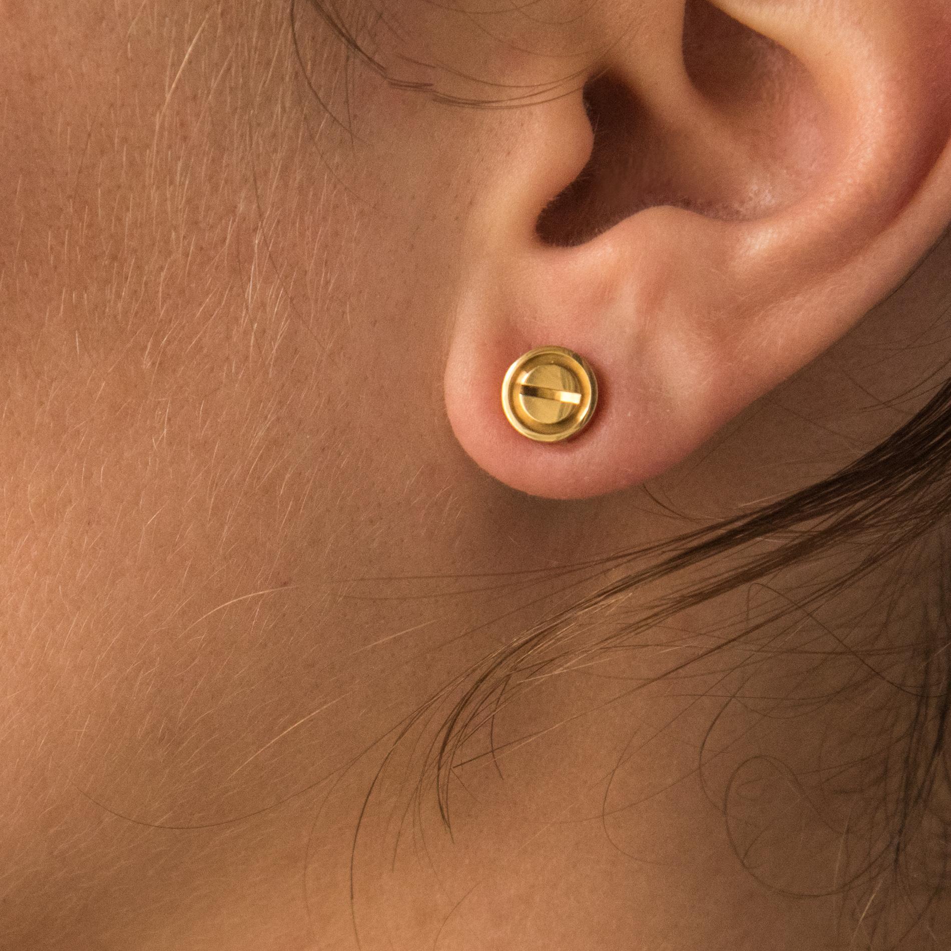 d5304fffe8cba Cartier Love Earrings Review - Best All Earring Photos Kamilmaciol.Com