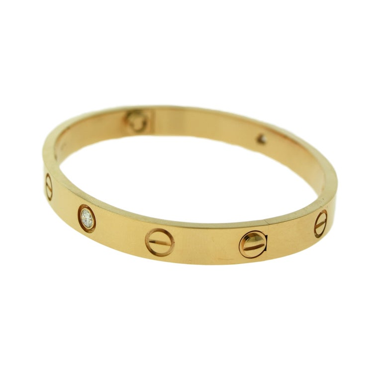 Brilliance Jewels, Miami Questions? Call Us Anytime! 786,482,8100  A child of 1970s New York, the LOVE collection remains today an iconic symbol of love that transgresses convention. The screw motifs, ideal oval shape and undeniable elegance