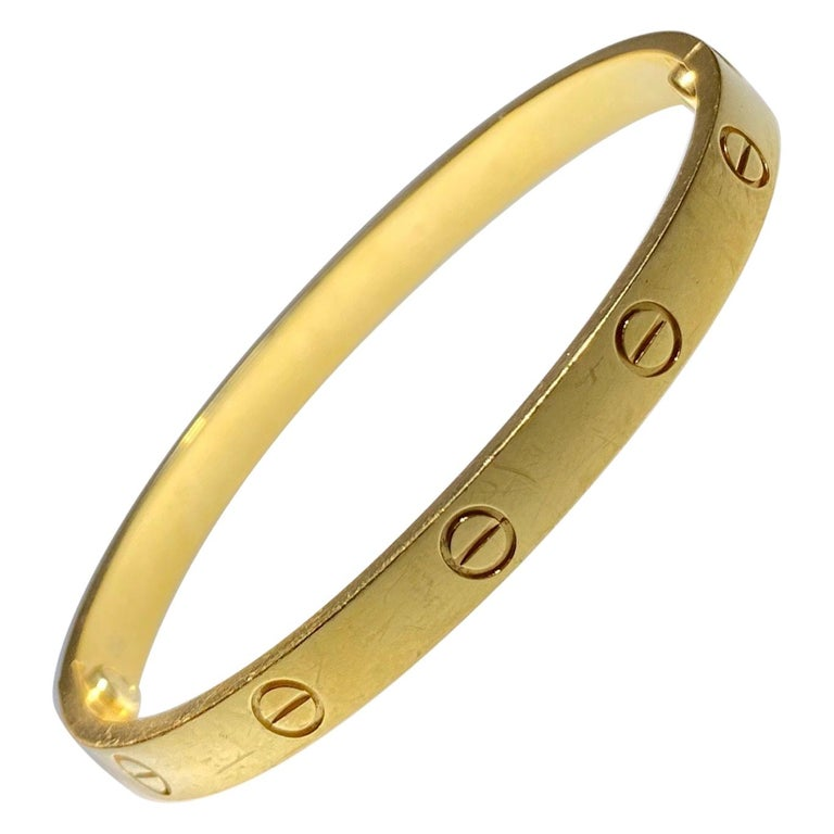 Cartier Love Bracelet For Sale