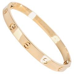 Cartier Love Bracelet in 18 Karat Yellow Gold