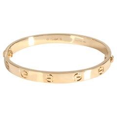 Cartier Love Bracelet in 18K Yellow Gold