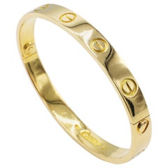 Cartier Love Bracelet Yellow Gold