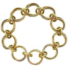 "Cartier ""Love"" Gold Bracelet"
