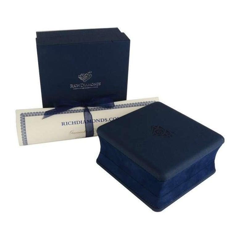 Women's Cartier Love Rose & White Gold Diamond Bracelet N6039116 For Sale