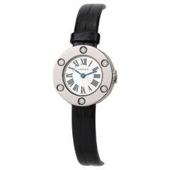 Cartier Love Watch in White Gold Circa 2010