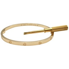 Cartier 'Love' Yellow Gold Bracelet, SM