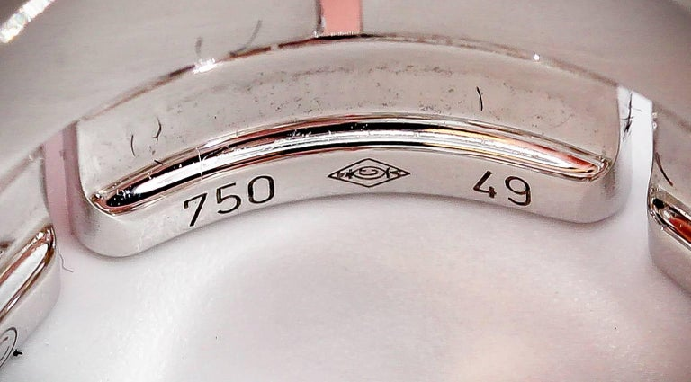 Cartier Maillon Panthere Extra-Large Diamond Gold Band 1