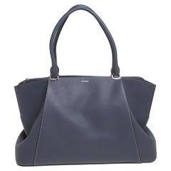 Cartier Mauve Taurillon Leather Medium C De Cartier Bag