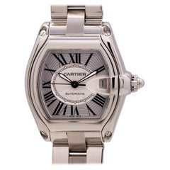 Cartier Men's Roadster Stainless Steel, circa 2000s