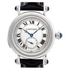Cartier Minute Repeater 1462, Beige Dial, Certified and Warranty