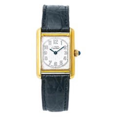 Cartier Must 21 2415, Certified and Warranty