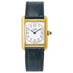 Cartier Must 21 2415, White Dial, Certified and Warranty