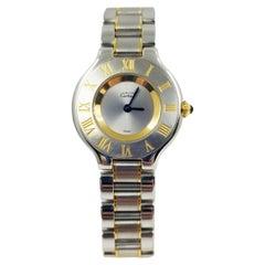 Cartier Must 21 Quartz Watch