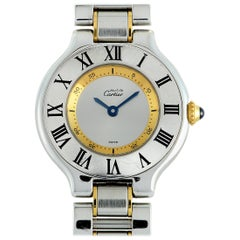 Cartier Must 21 Watch 1340