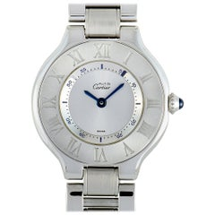 Cartier Must 21 Watch W10109T2