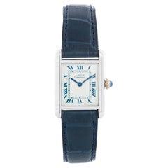 Cartier Must de Cartier Argent Quartz Watch