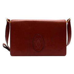 Cartier Must De Cartier Shoulder Bag 31cm