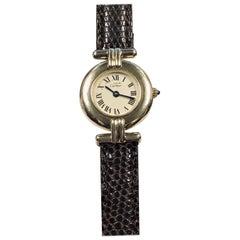 Cartier Must de Cartier Vendome Ladies Vermeil Quartz Wristwatch