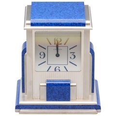 Cartier Mystery Prism Desk Clock