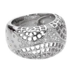 Cartier Nouvelle Vague Paris Diamond Gold Ring