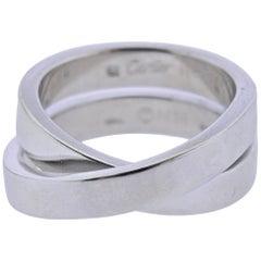 Cartier Nouvelle Vague White Gold Ring