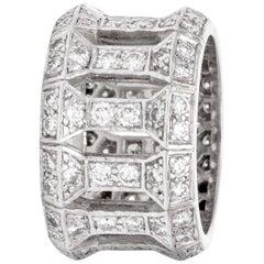Cartier Openwork Ring