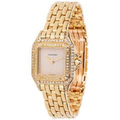 Cartier Panther 1280 Women's Watch in 18 Karat Yellow Gold