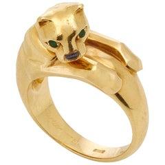 Cartier Panther Ring