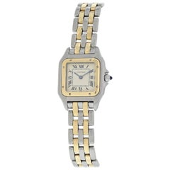 Cartier Panthere 1057917 Two-Tone Ladies Watch