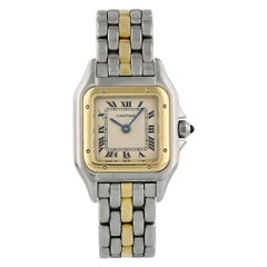 Cartier Panthere 1120 One Row Ladies Watch