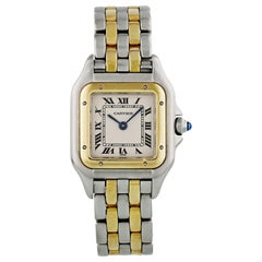 Cartier Panthere 1120 Two-Row Ladies Watch