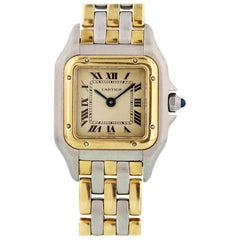 Cartier Panthere 112000R Two-Tone Ladies Watch