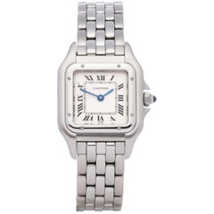 Cartier Panthère 1320 Ladies Stainless Steel Watch