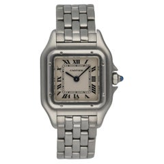 Cartier Panthere 1320 Ladies Watch