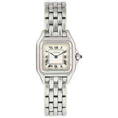 Cartier Panthere 1320 Ladies Watch Full Set